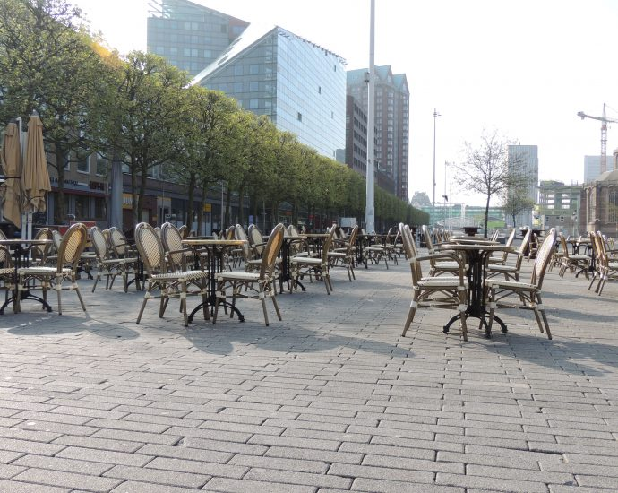 binnenrotte plein