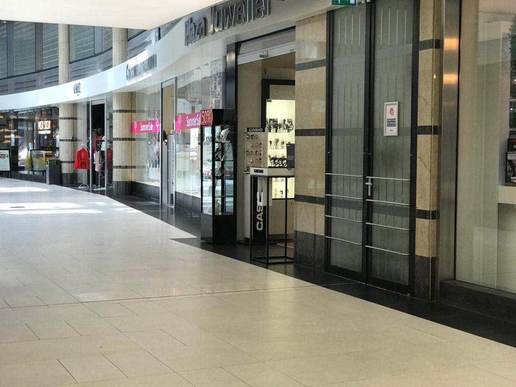 winkelcentrum plaza Rotterdam