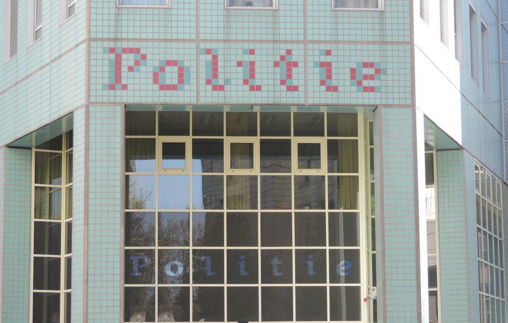Hoofdbureau van Politie Haagseveer in Rotterdam